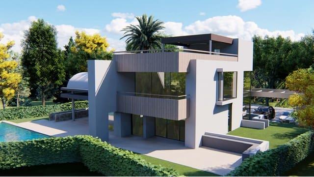 5 quarto Moradia para venda em Marbella com piscina - 2 690 000 € (Ref: 6041419)