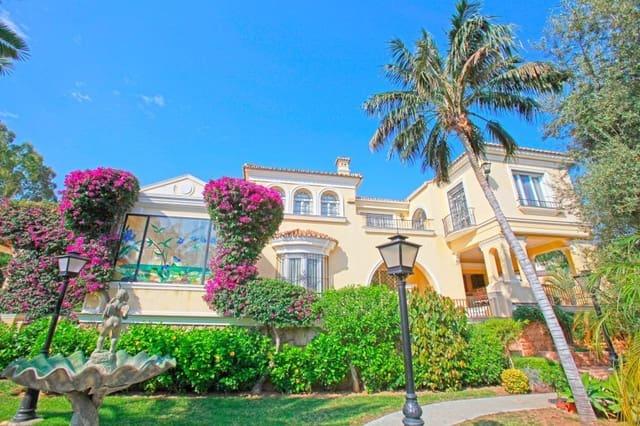 8 Zimmer Villa zu verkaufen in Torremolinos mit Pool - 1.850.000 € (Ref: 5209850)