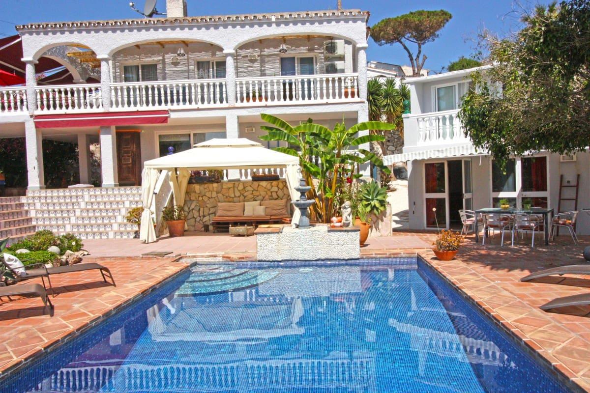 7 Zimmer Ferienvilla in Mijas Costa mit Pool - 1.550 € (Ref: 5329390)