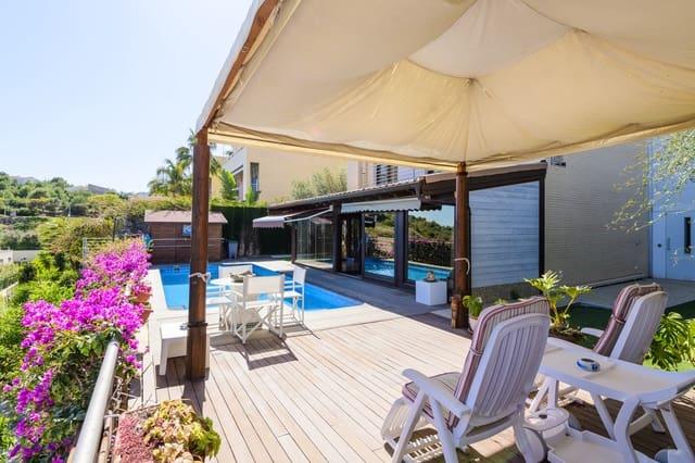 4 soverom Villa til leie i Oropesa  med svømmebasseng garasje - € 2 000 (Ref: 5995498)