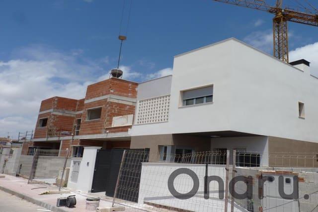 3 quarto Casa em Banda para venda em Santiago de la Ribera com piscina - 188 000 € (Ref: 5209769)