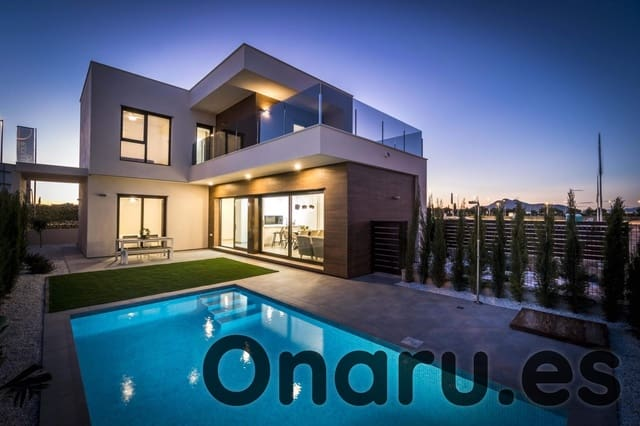 3 soveværelse Villa til salg i Los Narejos med swimmingpool - € 304.000 (Ref: 5209794)