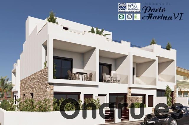 3 soveværelse Byhus til salg i Torre de la Horadada med swimmingpool - € 280.000 (Ref: 5209801)