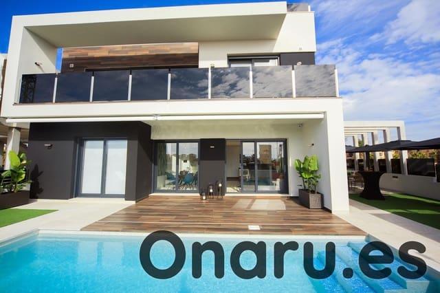 3 quarto Moradia para venda em Cabo Roig com piscina - 455 000 € (Ref: 5209807)