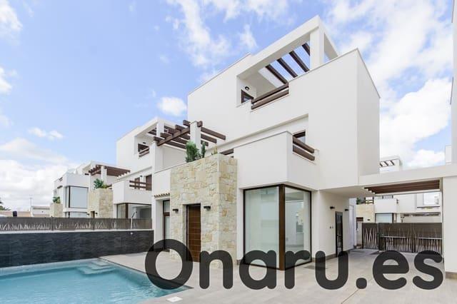 3 soveværelse Villa til salg i Ciudad Quesada med swimmingpool - € 299.000 (Ref: 5209824)