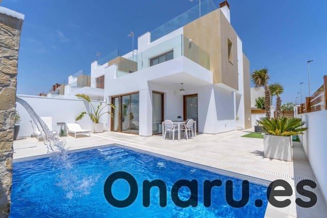 3 sovrum Villa till salu i Torre de la Horadada med pool - 410 000 € (Ref: 5209832)