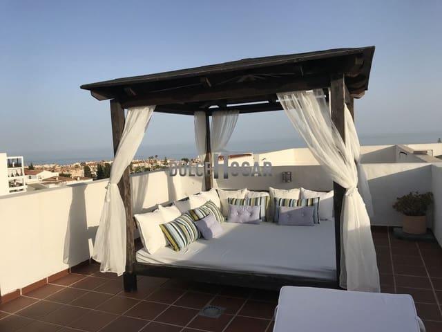 2 sypialnia Penthouse na sprzedaż w Torre de Benagalbon z garażem - 325 000 € (Ref: 5378634)