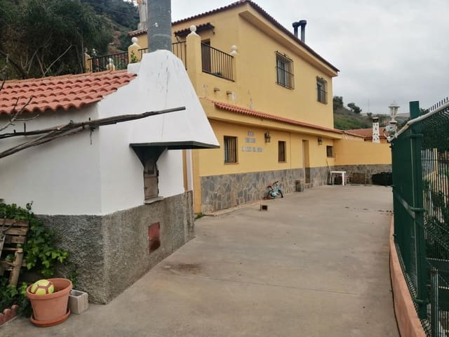 3 chambre Finca/Maison de Campagne à vendre à Campanillas - 135 000 € (Ref: 5973541)
