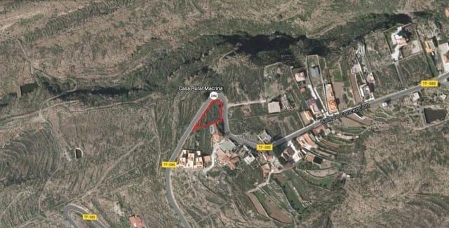 Byggegrund til salg i Tijoco Bajo - € 350.000 (Ref: 5247642)