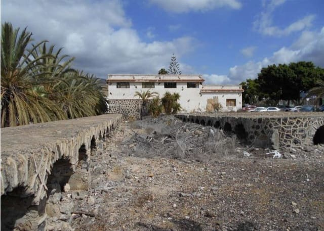 Building Plot for sale in Chayofa - € 1,100,000 (Ref: 5248332)