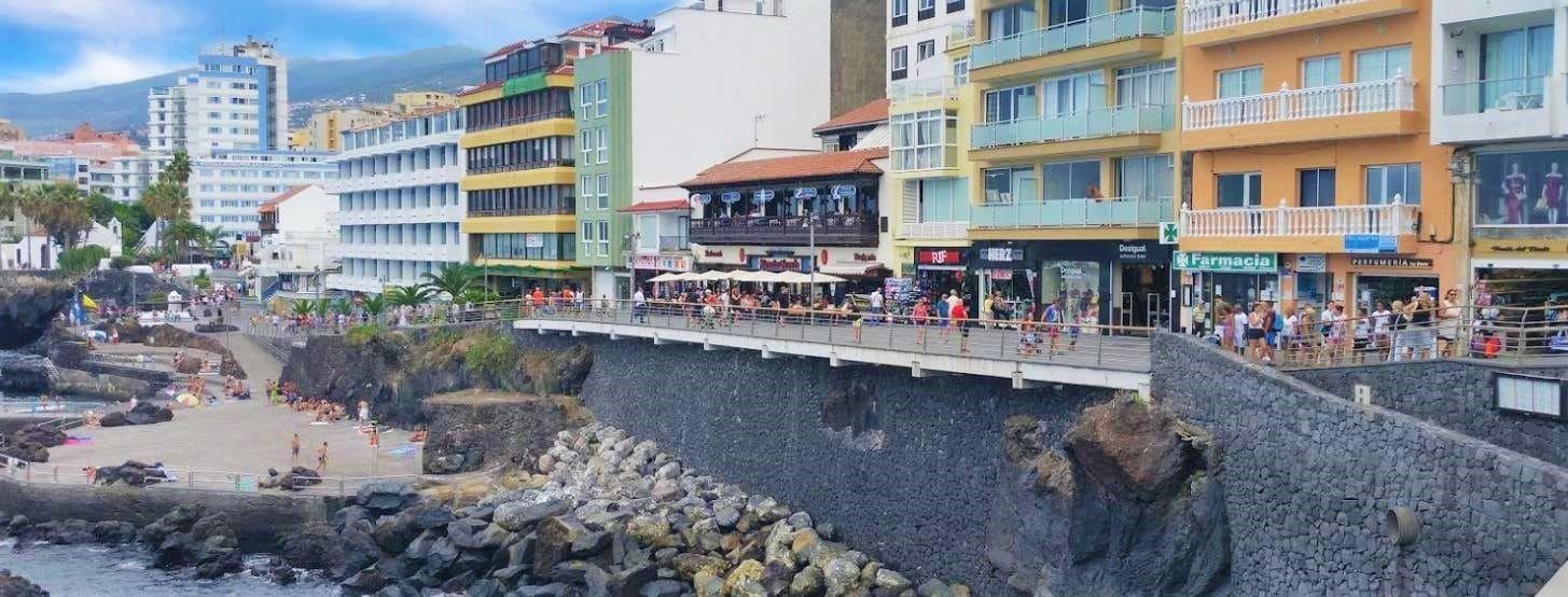 Local Comercial de 1 habitación en Puerto de la Cruz en venta - 155.000 € (Ref: 5251894)