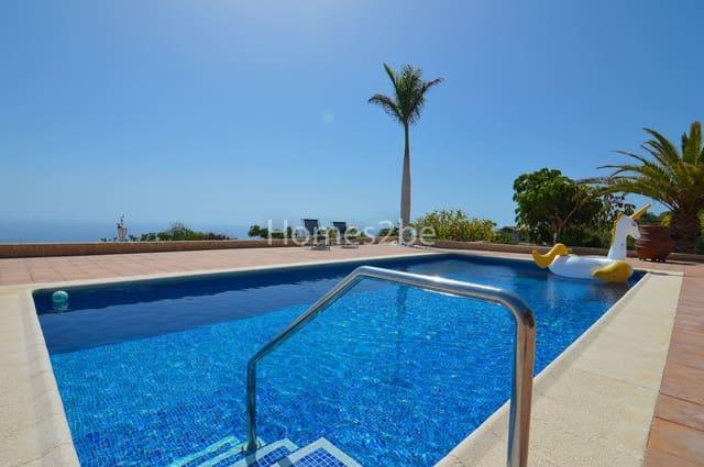 5 sypialnia Willa na sprzedaż w Los Olivos z basenem - 2 500 000 € (Ref: 5602938)