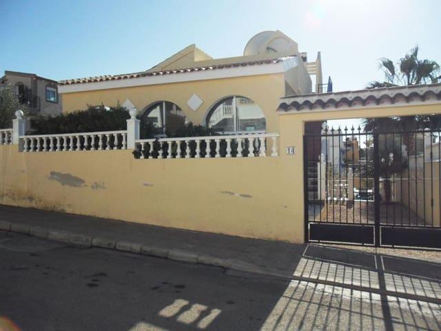 Chalet de 2 habitaciones en Camposol en alquiler vacacional con piscina - 420 € (Ref: 5219638)