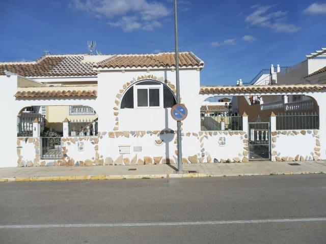 Chalet de 2 habitaciones en Camposol en alquiler vacacional con piscina - 300 € (Ref: 5219711)