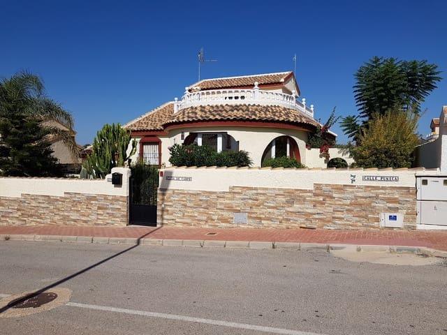 3 Zimmer Ferienvilla in Camposol mit Pool Garage - 720 € (Ref: 5222280)