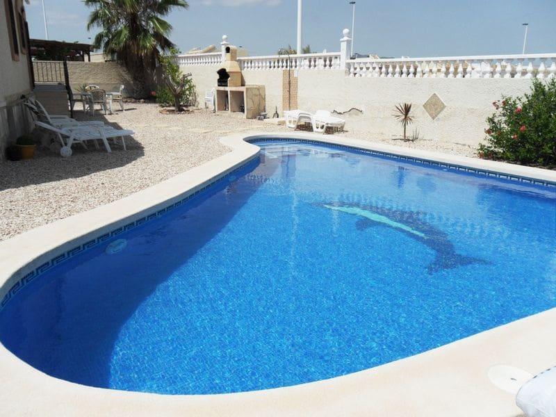 2 Zimmer Ferienvilla in Camposol mit Pool - 480 € (Ref: 5222281)