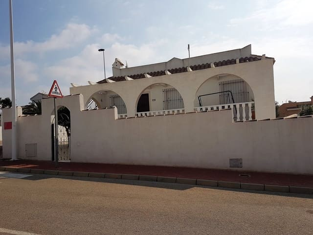 2 Zimmer Ferienvilla in Camposol mit Pool - 450 € (Ref: 5222283)
