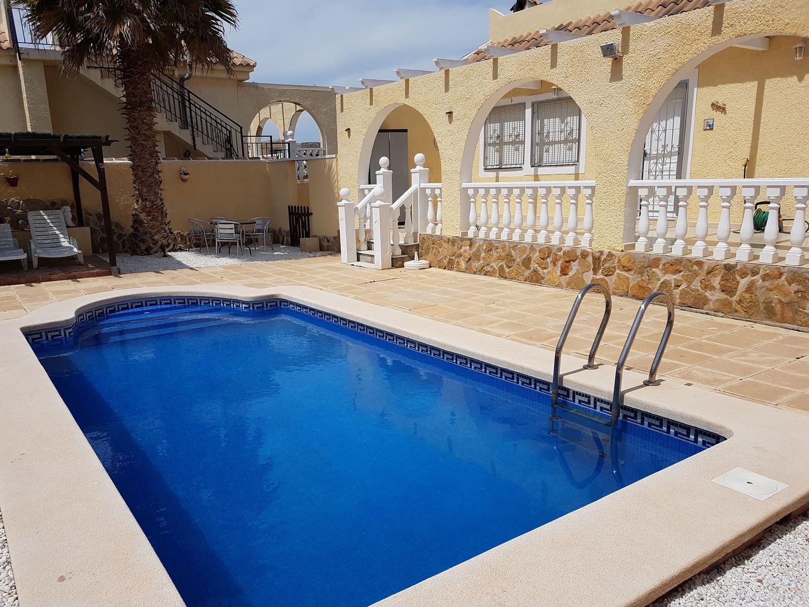2 Zimmer Ferienvilla in Camposol - 380 € (Ref: 5226840)