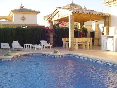 2 Zimmer Ferienvilla in Mazarron mit Pool - 360 € (Ref: 5226842)