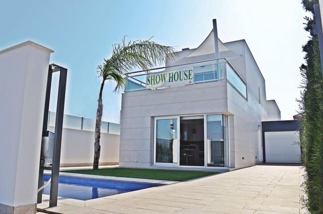 3 sypialnia Willa na sprzedaż w Los Alcazares z basenem garażem - 275 000 € (Ref: 6313992)