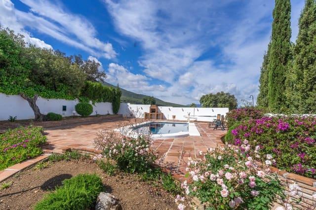 3 soveværelse Villa til leje i Alhaurin el Grande med swimmingpool - € 1.600 (Ref: 6013731)