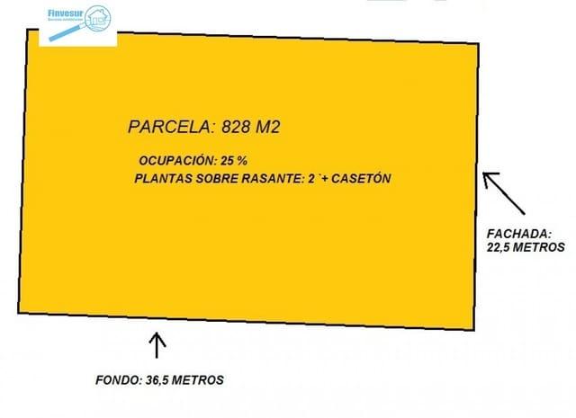 Byggegrund til salg i Alhaurin el Grande - € 135.000 (Ref: 6167977)