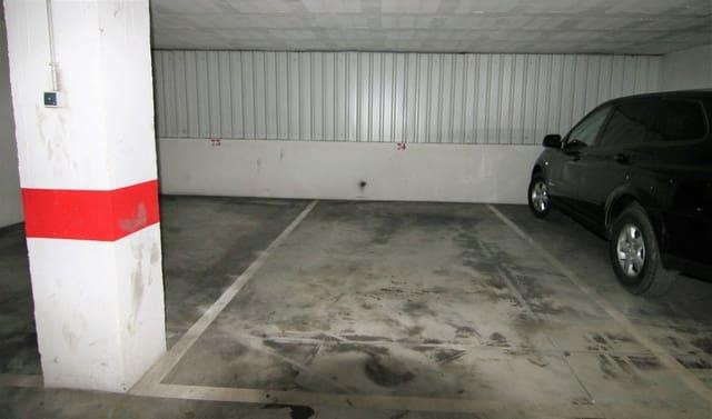 Garasje til salgs i Coin - € 19 500 (Ref: 5227819)