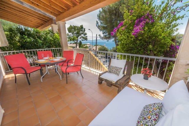 3 sypialnia Dom szeregowy do wynajęcia w Puerto de Alcudia - 950 € (Ref: 5964444)