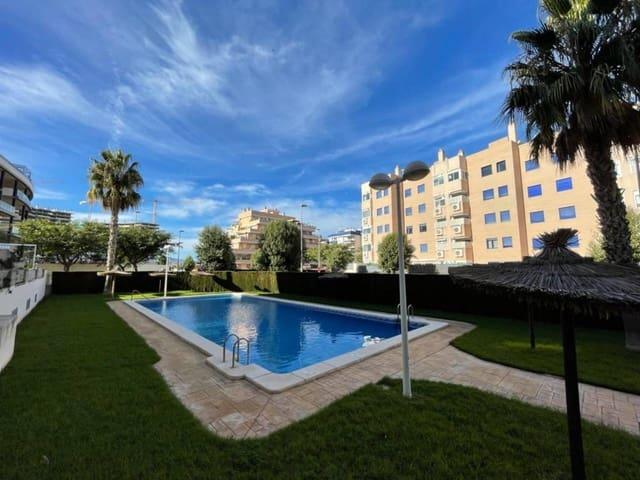2 soveværelse Lejlighed til leje i Canet d'En Berenguer med swimmingpool - € 500 (Ref: 6065552)