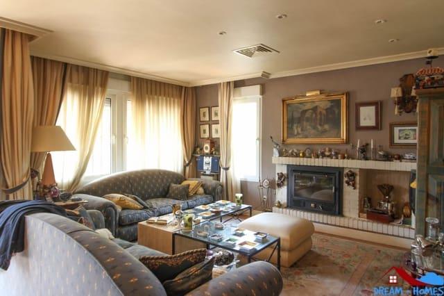3 soverom Villa til salgs i Las Rozas de Madrid med garasje - € 850 000 (Ref: 5617492)