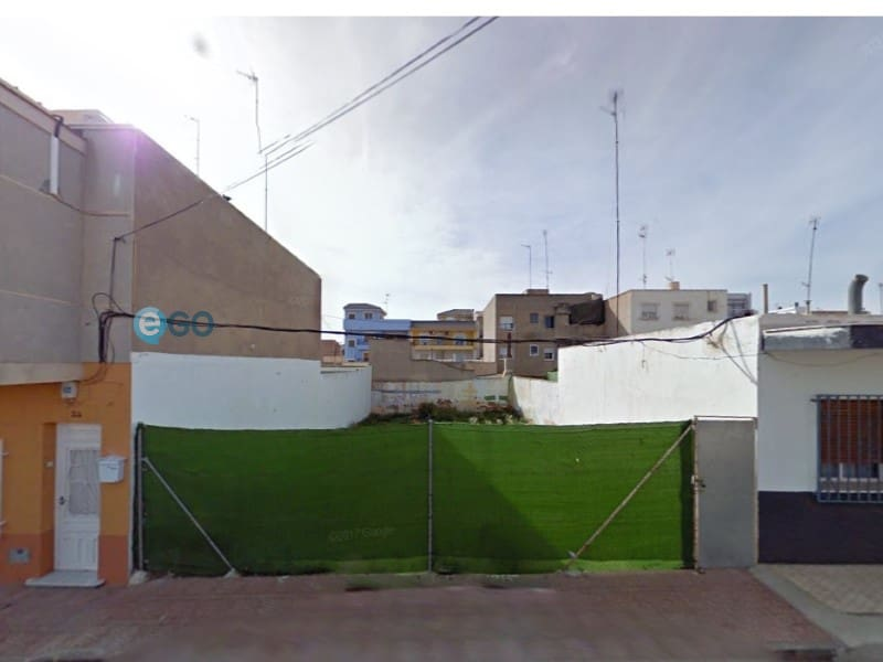 Building Plot for sale in Puerto de Mazarron - € 69,000 (Ref: 5375715)