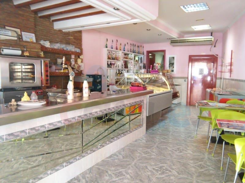 Restaurant/Bar til leie i Puerto de Mazarron - € 600 (Ref: 5375716)