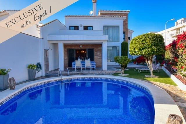3 bedroom Villa for sale in Velez-Malaga with pool garage - € 499,000 (Ref: 5859131)
