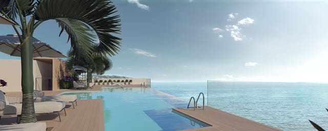 1 bedroom Apartment for sale in Estepona with pool - € 425,000 (Ref: 5503737)