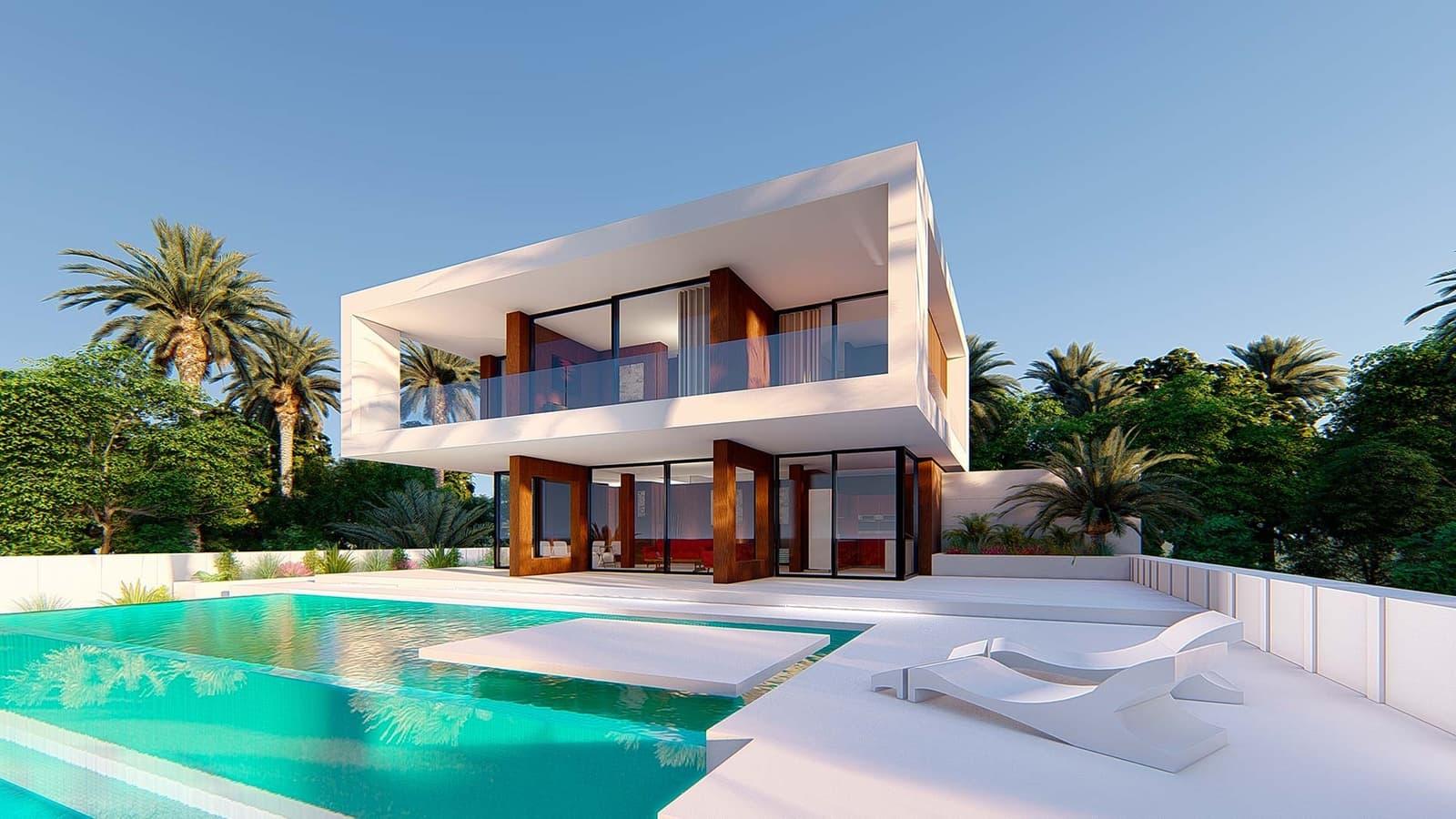 3 bedroom Villa for sale in Estepona with pool - € 650,000 (Ref: 5503740)