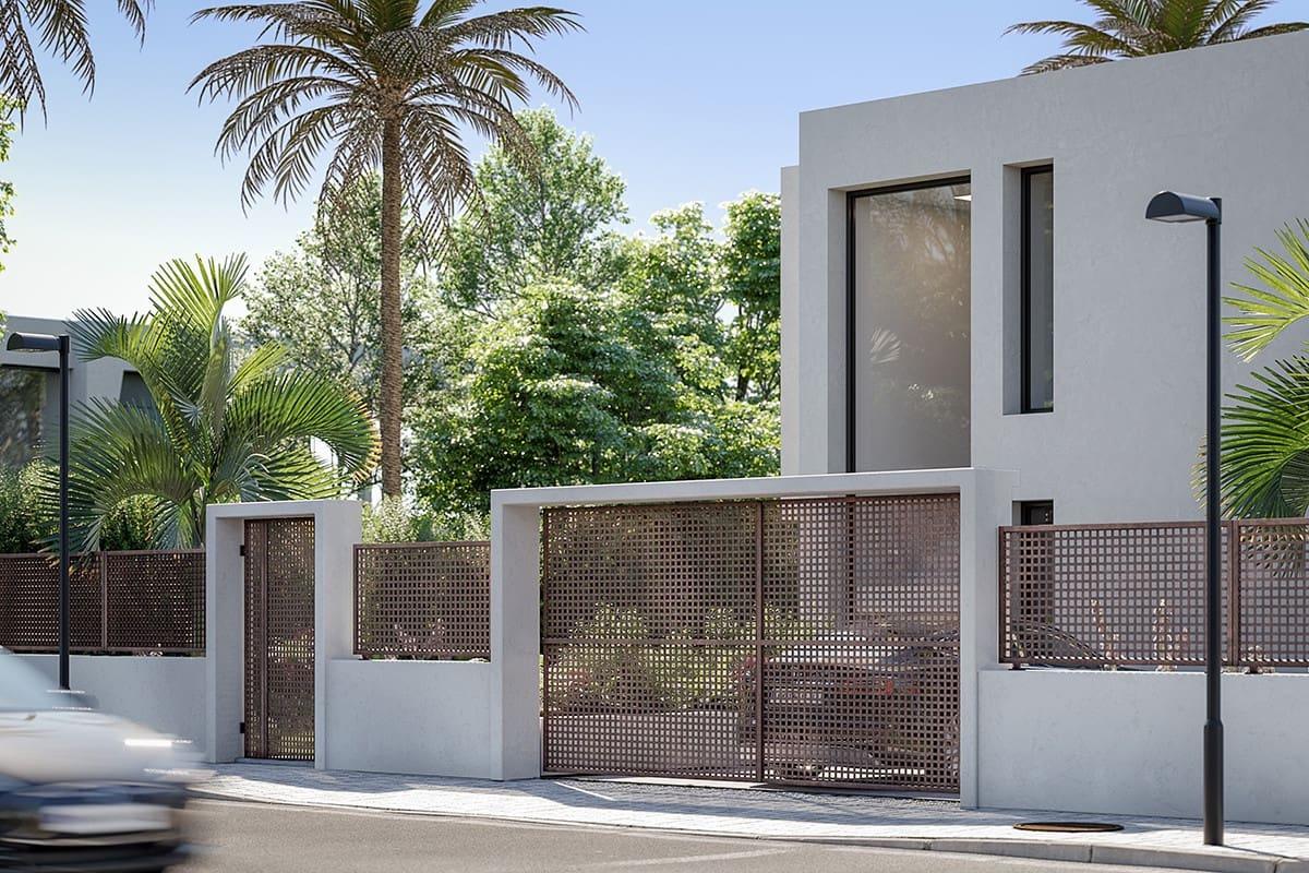 Chalet de 4 habitaciones en Estepona en venta con piscina - 495.000 € (Ref: 5503741)
