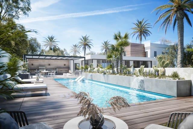 6 soveværelse Villa til salg i Nueva Andalucia med swimmingpool - € 2.975.000 (Ref: 5667719)