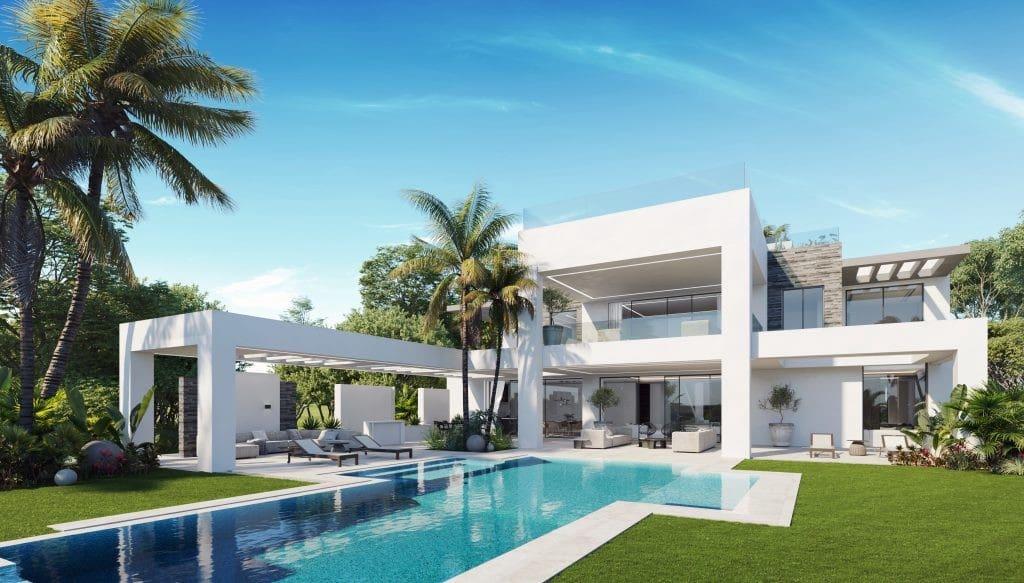 5 bedroom Villa for sale in Benahavis with pool - € 4,500,000 (Ref: 5709907)