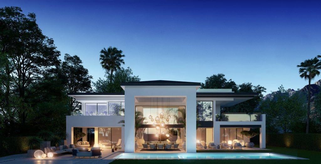 4 bedroom Villa for sale in Marbella with pool - € 2,623,500 (Ref: 5709910)