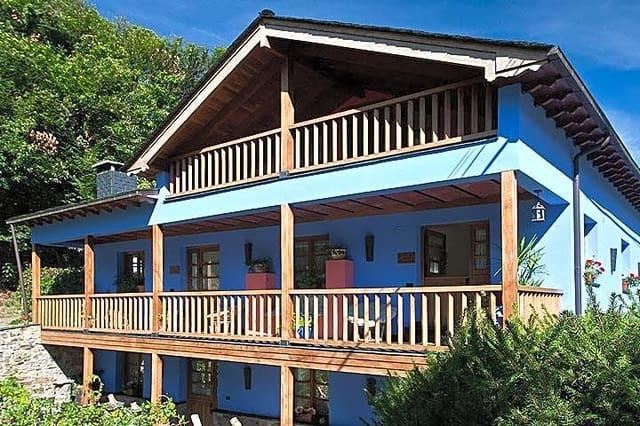 10 chambre Villa/Maison à vendre à Cangas del Narcea - 378 000 € (Ref: 5741050)