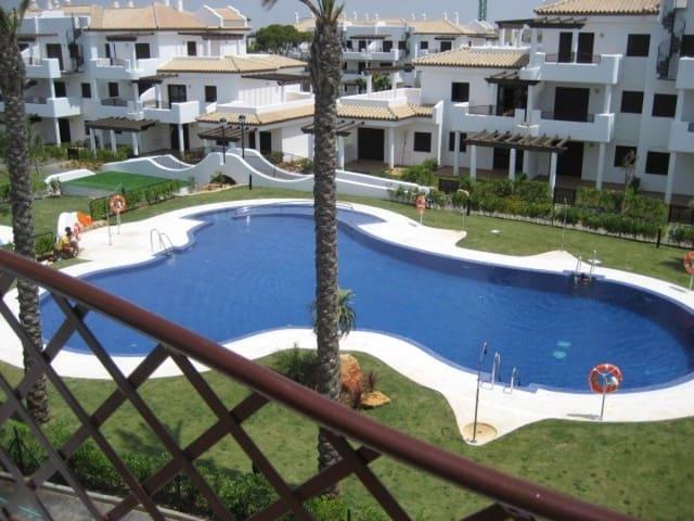 2 Zimmer Penthouse zu verkaufen in Chiclana de la Frontera mit Pool Garage - 183.000 € (Ref: 5634808)