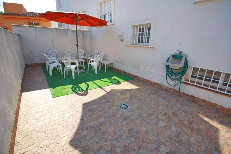 3 slaapkamer Huis te huur in Mijas met zwembad garage - € 1.000 (Ref: 5355067)