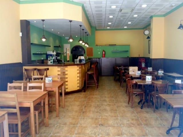 Erhverv til leje i Las Lagunas de Mijas - € 1.200 (Ref: 5593573)
