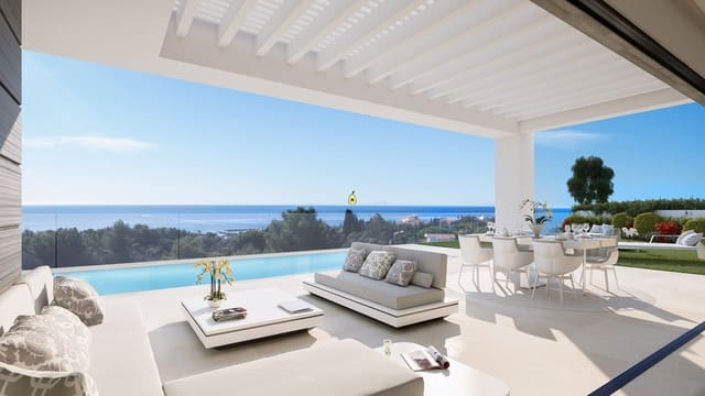 3 bedroom Apartment for sale in Cabopino with pool garage - € 1,295,000 (Ref: 5723993)