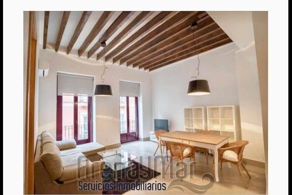 2 sovrum Lägenhet att hyra i Alicante stad - 790 € (Ref: 5366111)