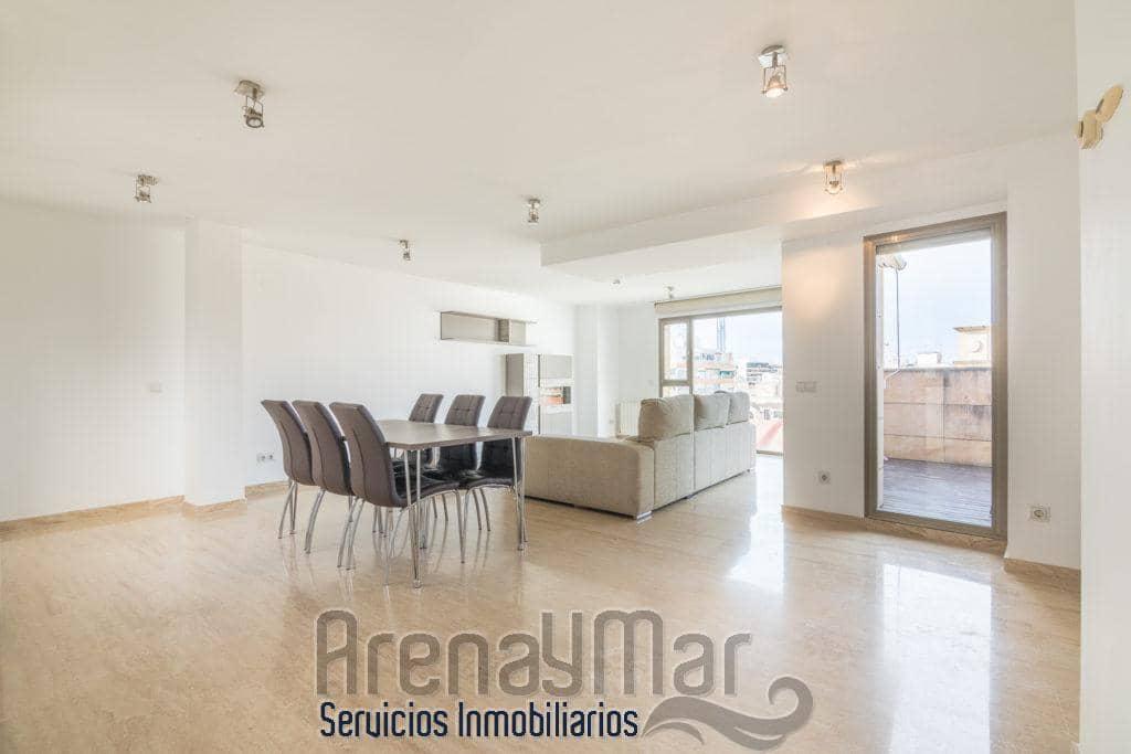 2 sovrum Lägenhet att hyra i Alicante stad med garage - 1 600 € (Ref: 5366116)
