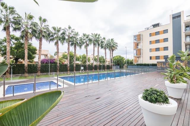 Piso de 1 habitación en Playa de Muchavista en venta con piscina - 128.000 € (Ref: 5366133)