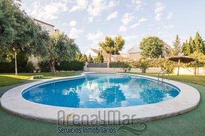 2 Zimmer Reihenhaus zu verkaufen in San Juan de Alicante / Sant Joan d'Alacant mit Pool Garage - 139.000 € (Ref: 5403208)