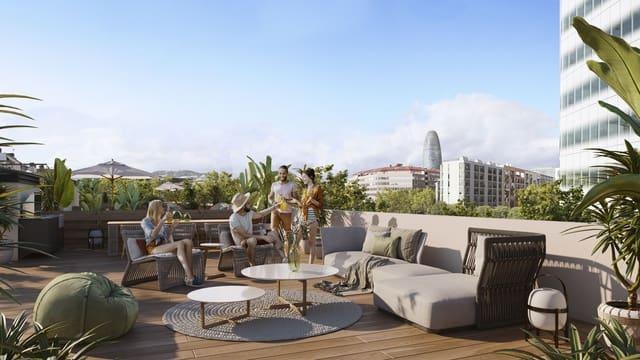 2 sypialnia Apartament na sprzedaż w Miasto Barcelona z basenem - 750 500 € (Ref: 5409821)