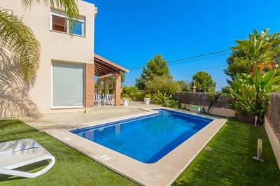 4 bedroom Villa for sale in Paterna with pool - € 450,000 (Ref: 5343462)
